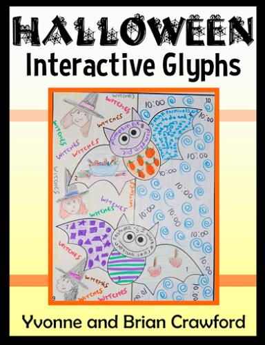 halloween interactive glyphs - Halloween Glyphs