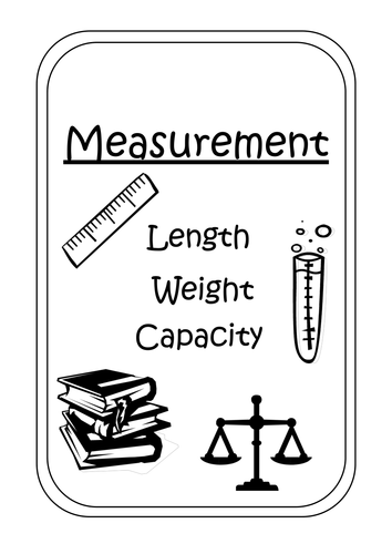 Measurement--> Length, Weight & Capacity by abake020