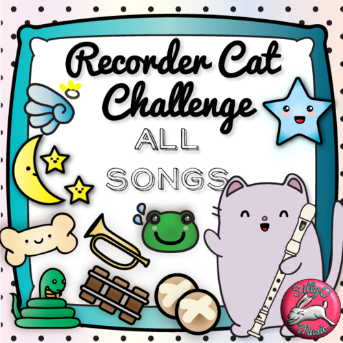 Recorder Music Lessons Bundle