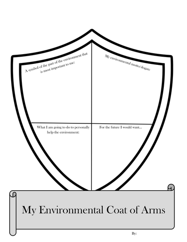 environmental coat of arms