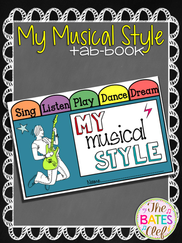 My Musical Style