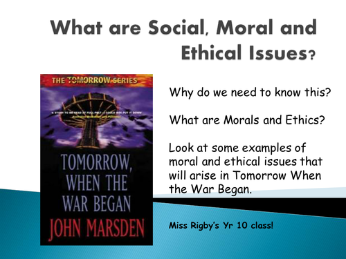 Morals Values Ethics And Judgements By Lrigb4 Teaching Resources