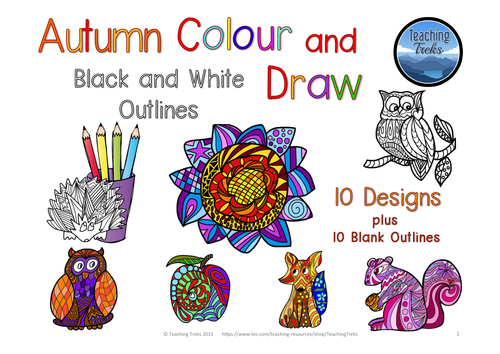Autumn Colour and Draw
