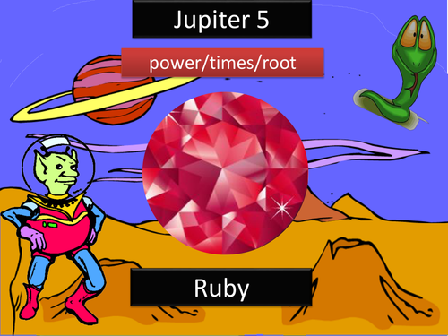 Jupiter - Multiplication, Roots, and Powers
