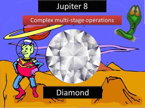 Jupiter 8 - Complex Multi-stage Operation