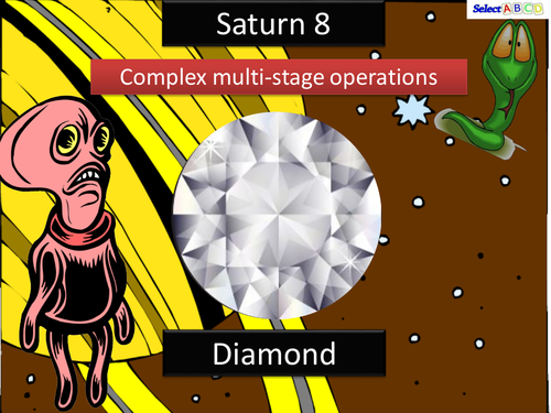Saturn - Complex Multi-Stage Operations