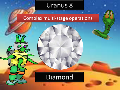 Uranus - Complex Multi-Stage Operations