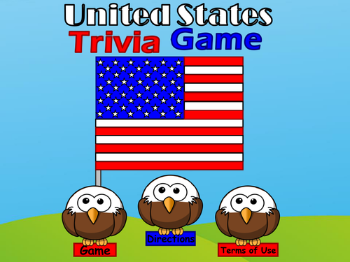 4th of July PowerPoint Game
