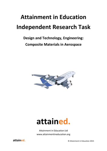 Independent Research Task - Composite Materials