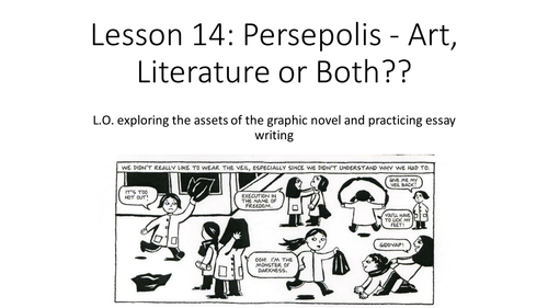 persepolis by annekelabs teaching resources tes