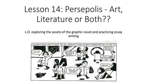 persepolis by annekelabs teaching resources tes
