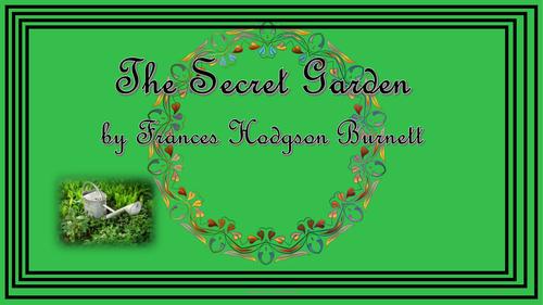 The Secret Garden by Frances Hodgson Burnett (Puffin Classics) by ...