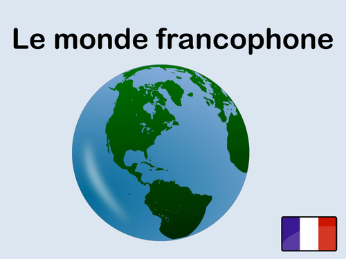 KS2-3 French: Francophone Countries - Lessons and Resource Pack ADAPTABLE