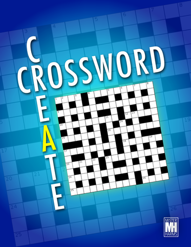Create A Crossword Puzzle: Vocabulary Review