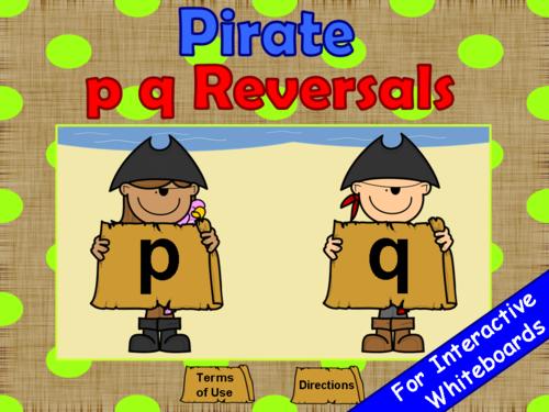 pq Reversals PowerPoint Game