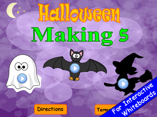 Making 5 PowerPoint Game
