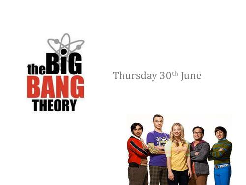 The Big Bang KS3