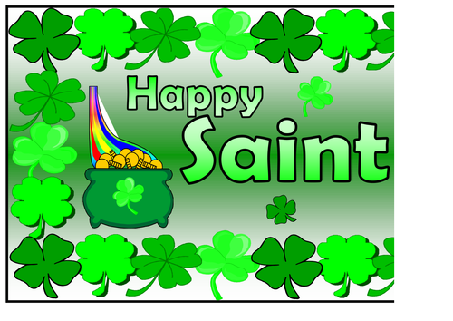 Saint Patrick's Day Themed Pack