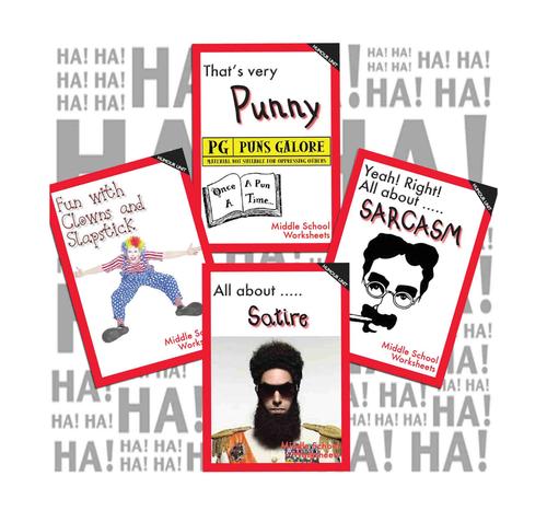 The Famous Comedy Fun Bundle **VALUE**