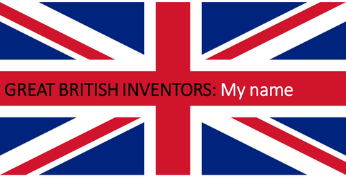British Inventors- Computer Science and Technology