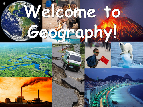 Introduction to Geography | Teaching Resources