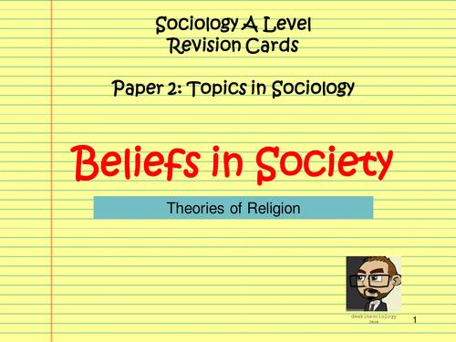 a levels sociology essays