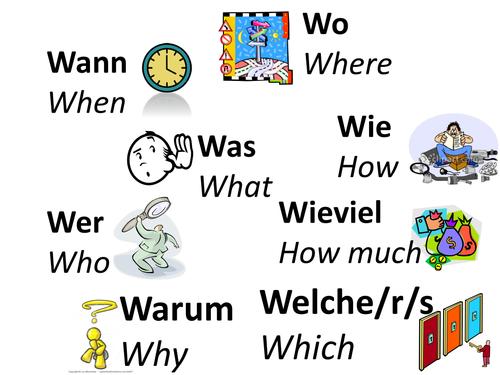 Does Auf Deutsch