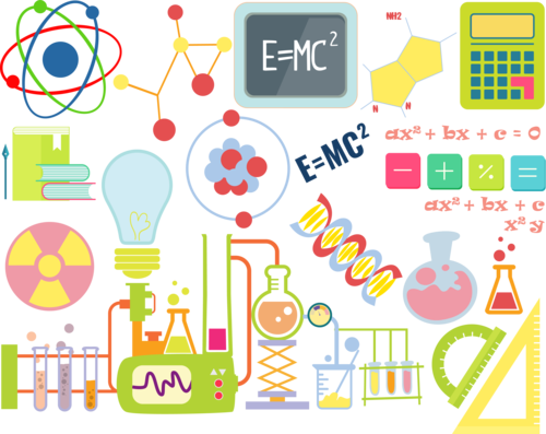 AQA GCSE Maths in Chemistry and Physics - Discount Bundle