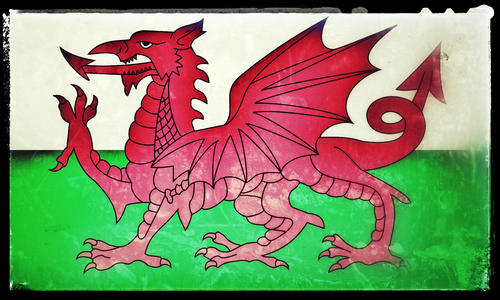 Euro 2016. Support Wales Colouring Activities