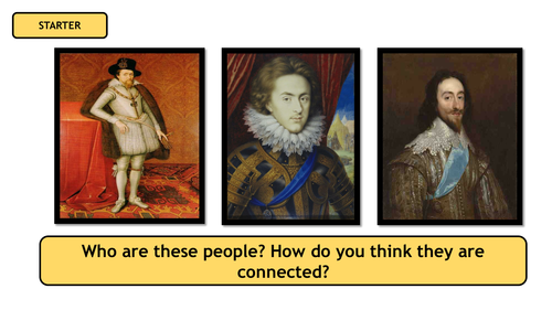 The Stuarts - Charles I