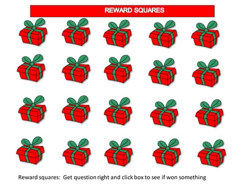 Reward Squares