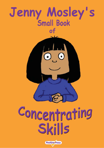 Jenny Mosley's Small Book of Concentrating Skills- Sample