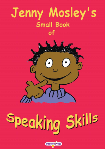 Jenny Mosley's Small Book of Speaking Skills- Sample