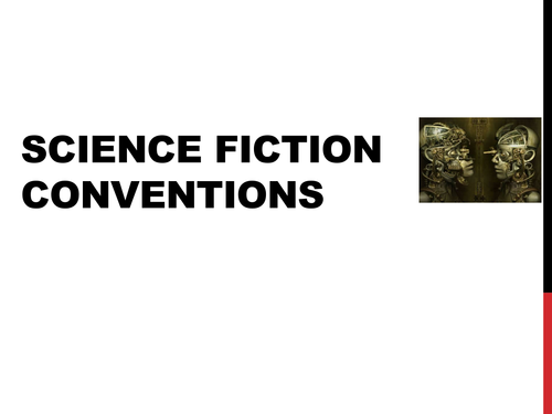 Media Studies Key Concepts GENRE Science Fiction case study ***full pack***