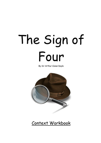 The Sign of Four Workbook