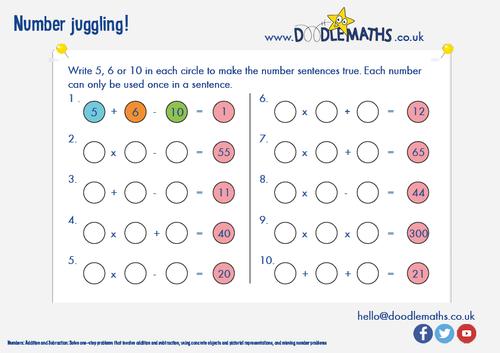 All Worksheets Number Sentences Worksheets Free Printable – Number Sentences Worksheets