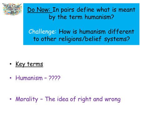 Humanist Responses to Moral Issues