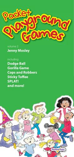 Pocket Playground Games Vol 2- Sample