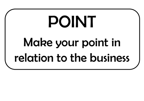 OCR GCSE Business Studies REVISION Business and People