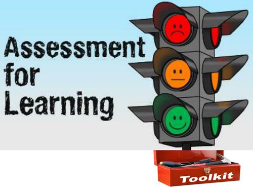 Assessment For Learning Ideas