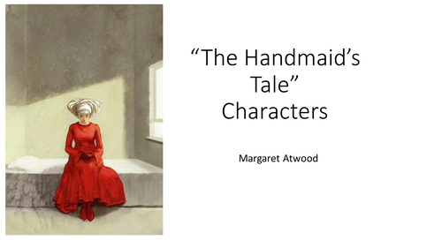 The Handmaid's Tale - Characters Overview