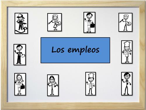 Spanish - Jobs and Qualities