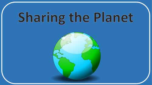 IB PYP - Sharing The Planet