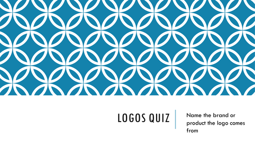 Form time Quiz- Logos