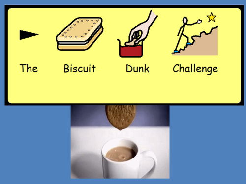 Science Biscuit Dunkability Experiment