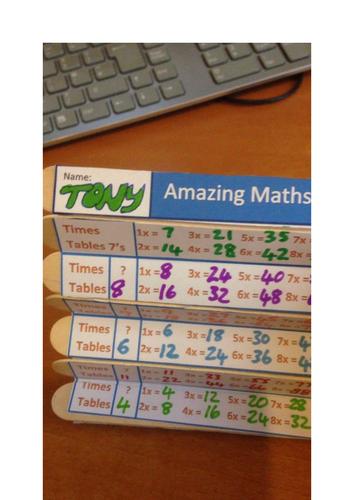 Amazing Maths Machine!