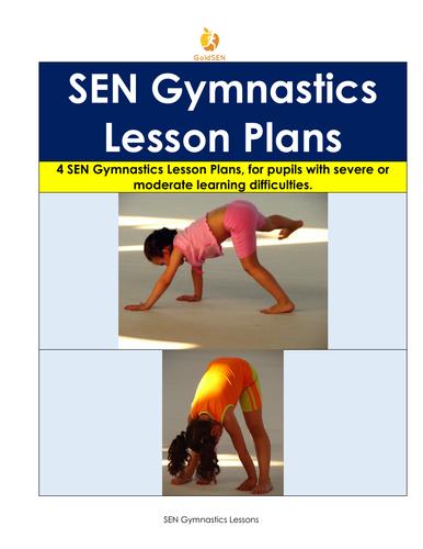 Sen Gymnastics Lesson Plans By Goldsen Teaching Resources Tes