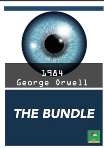 1984 - George Orwell - Product Bundle