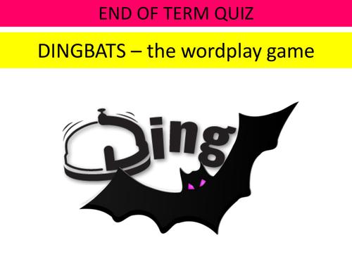 Dingbats - Wordplay game