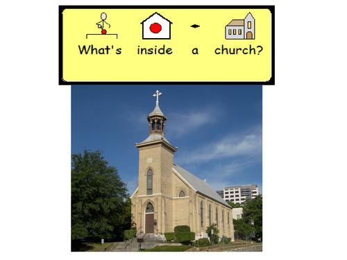 What's Inside a church